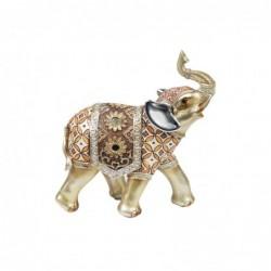 Figura Resina Elefante 16 cm