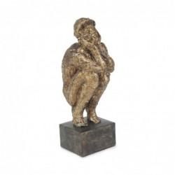 Figura Resina Hombre 33 cm