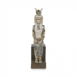 Figura Resina Reina Sentada 30 cm