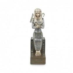 Figura Resina Rey Egipcio 34 cm