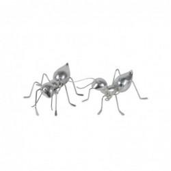 Figura x2 Hormiga REsina 24 cm