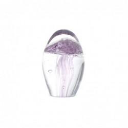 Pisapapeles Cristal Medusa 8 cm