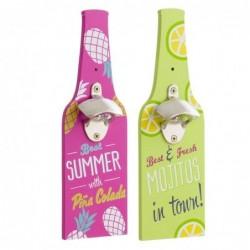 Abridor x2 botellas Piñas 30 cm