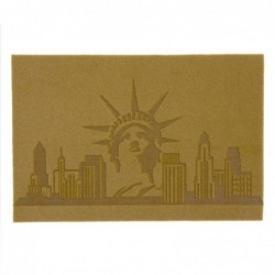 Felpudo Antideslizante New York 60 cm