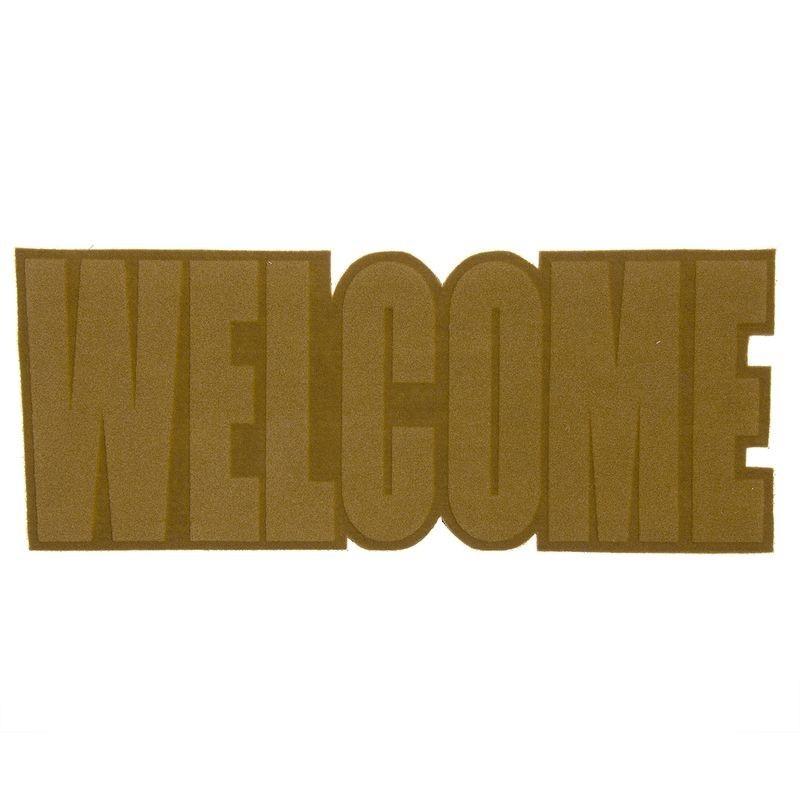 Felpudo Antideslizante Welcome 75 cm