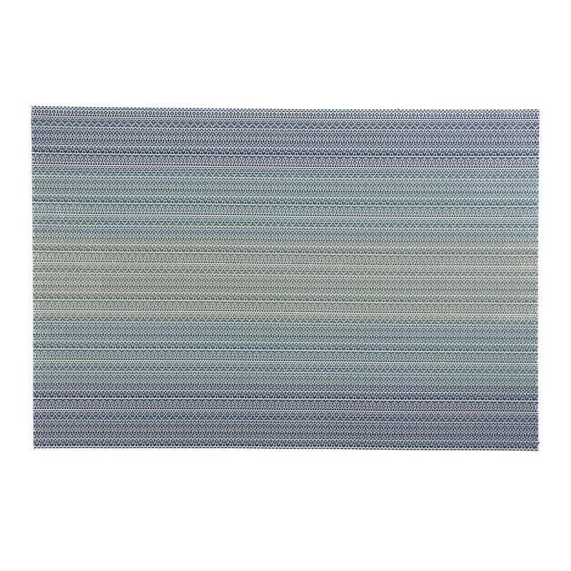 Mantel Individual Malla Azules 45 cm
