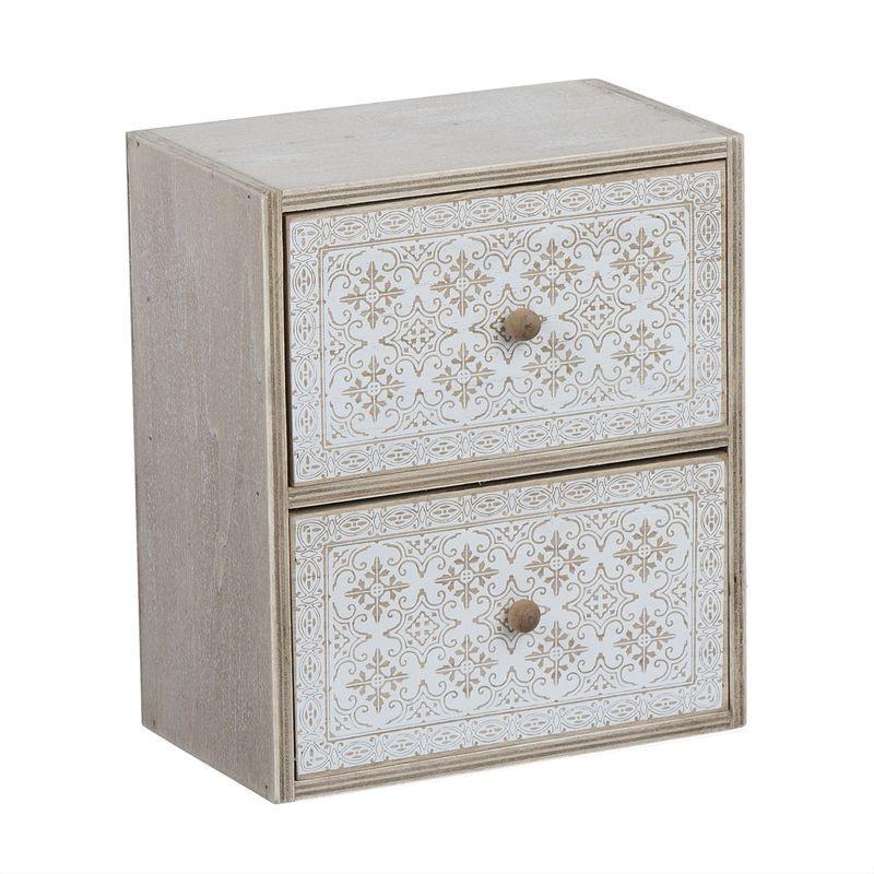 Mueble 2 Cajones 23 cm