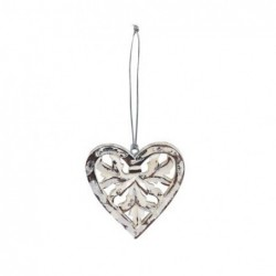 Colgante Decorativo Corazon 10 cm