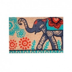 Felpudo Antideslizante Elefante 60x40 cm