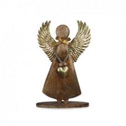 Figura Angel Madera 42 cm