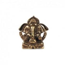 Figura Ganesha Laton 10 cm