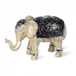 Figura Resina Elefante 25 cm