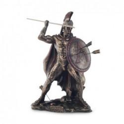 Figura Resina Leonidas 25 cm