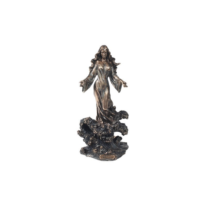Figura Resina Yemaya 27 cm