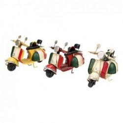 Figura Scooter x3 Colores 11 cm
