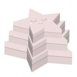 Caja Carton Juego 3 unidades Estrella