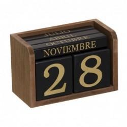 Calendario Madera Milord 16 cm