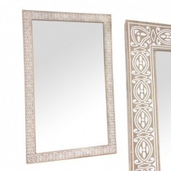 Espejo Pared Madera 50x80 cm