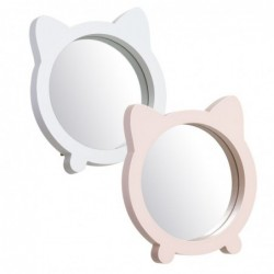 Espejo Sobremesa x2 Cat Lover 15 cm