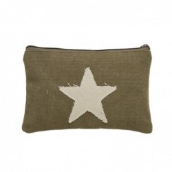 Neceser Patch Star Denim