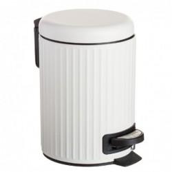 Papelera Manhattan 3 lit blanca