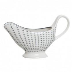 Salsera Ceramica Topos