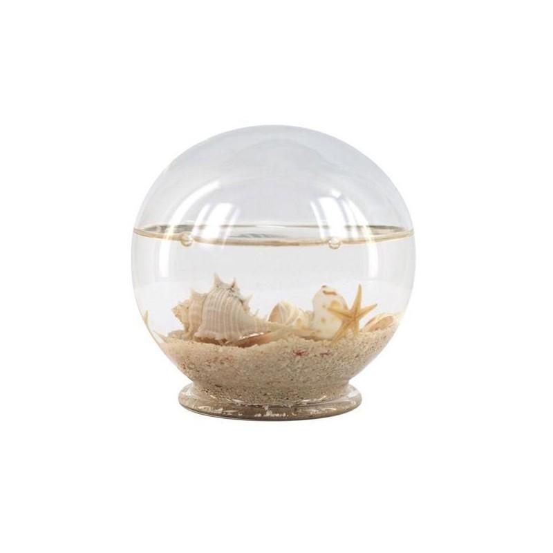 Bola Decorativa Marina 9 cm