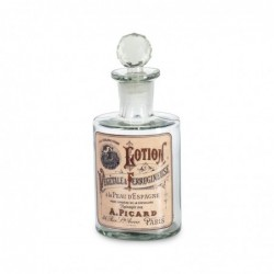 Botella Decorativa Cristal Retro 17 cm