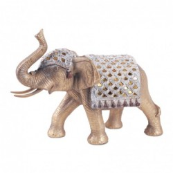Figura Elefante Resina 27 cm