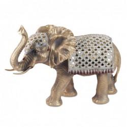 Figura Elefante Resina 48 cm