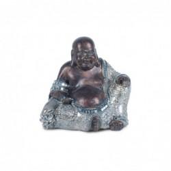Figura Resina Buda 19 cm