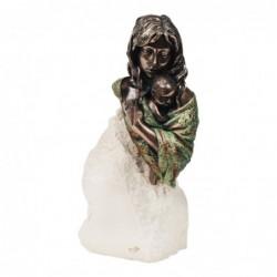 Figura Resina busto Mujer 23 cm