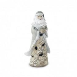 Figura Resina Papa Noel 25 cm
