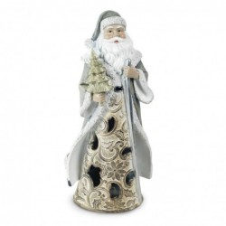 Figura Resina Papa Noel 30 cm