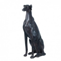 Figura Resina Perro 76 cm