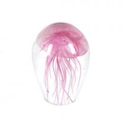 Pisapapeles Medusa Rosa 8 cm