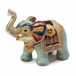 Figura Elefante Resina 12 cm
