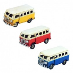 Figura Autobus Retro Surtida (1 unidad) 11 cm