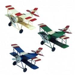 Figura Avion Retro Surtida (1 unidad) 17 cm