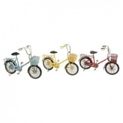 Figura Bicicleta Retro Surtida (1 unidad) 22 cm