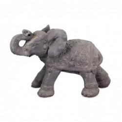 Figura Resina Elefante 37 cm