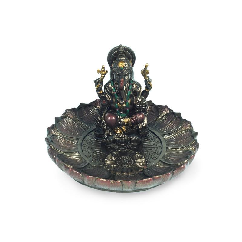 Figura Resina Ganesha 12 cm