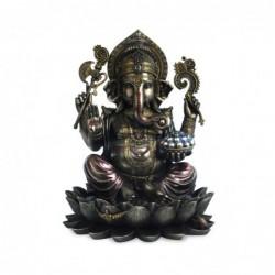 Figura Resina Ganesha 30 cm