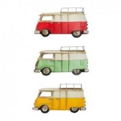 Iman Nevera x3 Autobuses 14 cm
