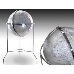 Globo Terraqueo Con Peana 42 cm Diametro