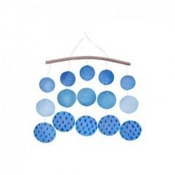 Movil Decorativo Conchas 30 cm