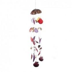 Movil Decorativo Conchas 65 cm