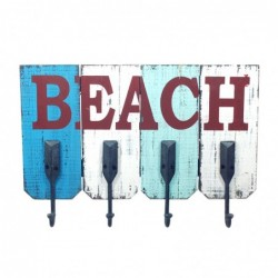 Perchero Pared Beach 48 cm