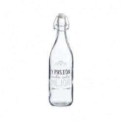 Botella Cristal 1 Litro