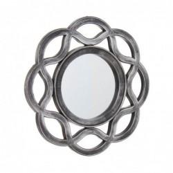 Espejo de Pared Gris 39 cm